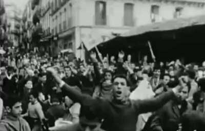 proteste dell'11 dicembre 1960