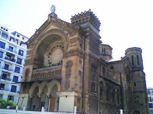 Algeri: la moschea-cattedrale di Meissonier
