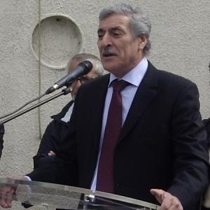 Ferhat Mehenni, presidente autoproclamato del governo provvisorio della Cabilia in Esilio