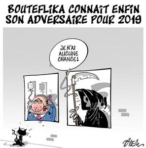 Vignetta Dilem Algeria