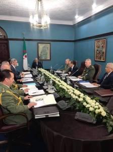Il Consiglio di Sicurezza della Nazione.
